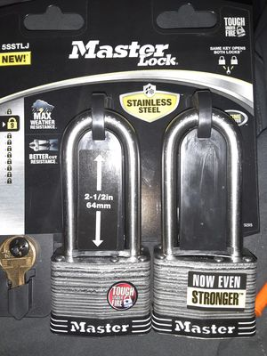 Master lock for Sale in Eugene, OR