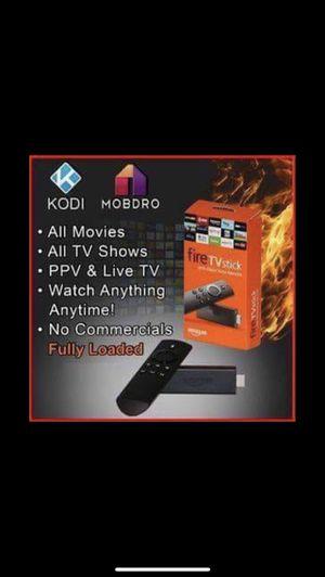 Jailbroken Fire Tv for Sale in Philadelphia, PA