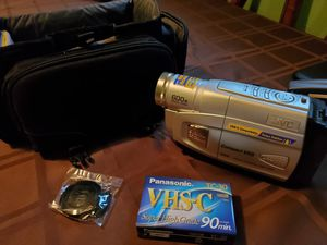 Jvc, mini vhs video camera for Sale in Cleveland, OH