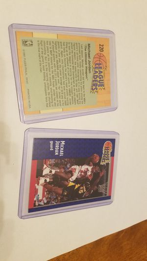 Michael Jordan fleer 91 card 220 for Sale in Glendale, AZ
