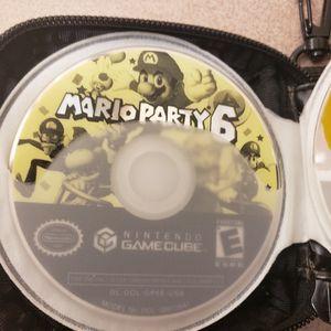 Mario Party 6 Nintendo Gamecube for Sale in Mukilteo, WA