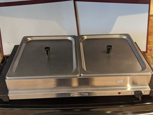 Broil king 2 bay steaming tray for Sale in Chandler, AZ