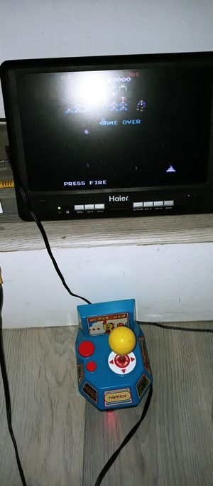 """10"""" lcd with mini game arcade with 5 games for Sale in Lynwood, CA"""