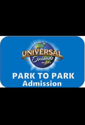 3 Park 1 Day Universal Park Tickets for Sale in Orlando, FL