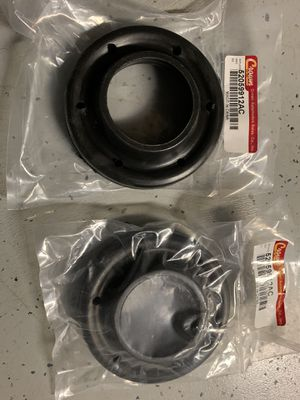 Jeep Wrangler JK front upper coil springs isolators for Sale in Plainfield, IL