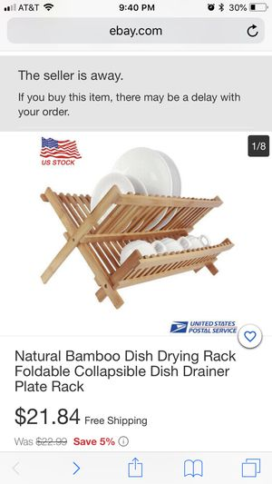 Dishes drainer for Sale in Richmond, CA