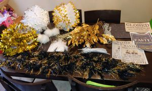 1920s Great Gatsby party decor for Sale in Antioch, CA