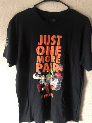 Limited edition one more pair shirt for Sale in San Diego, CA