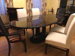 Henredon Mahogany Dining Room Set for Sale in Malden, MA