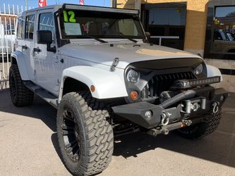 2012 Jeep Wrangler Buy Here-Pay Here!!! for Sale in Phoenix,  AZ