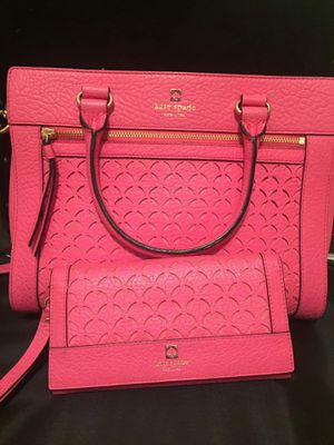 Kate Spade purse and wallet set for Sale in Atlanta, GA