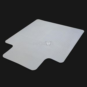 3mm PVC Home Office Thicken Chair Mat Rectangular Lip Studded Back Design for Sale in Lake Elsinore, CA