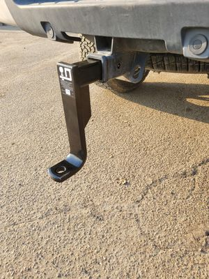 11 inch drop hitch. Brand new, never used, I bought one online and ended up being sent two. for Sale in Sanger, CA