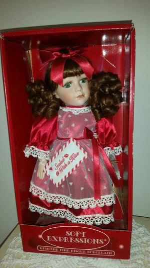 Soft Expressions Limited Edition Porcelain doll for Sale in Cooper City, FL
