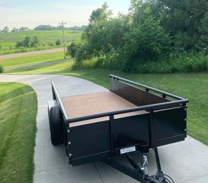 A GREAT PJ TRAILER F0R SALE.$1OOO.00 for Sale in Independence, KS