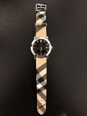 Burberry Unisex Watch for Sale in Fairfax, VA