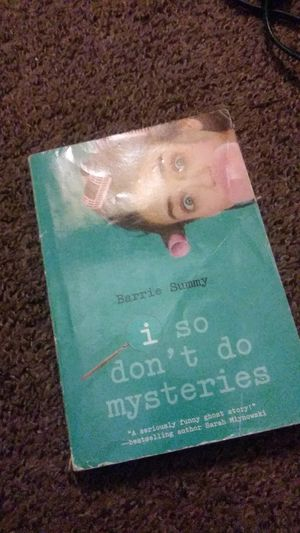 I so don't do mysteries for Sale in Middletown, CT