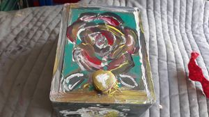 Hand painted trinket box for Sale in Coral Springs, FL