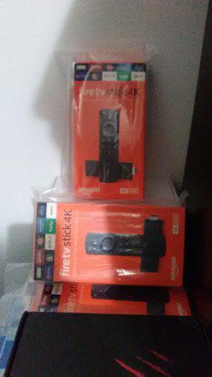 Jail broken Amazon fire TV stick HDR for Sale in Miami, FL