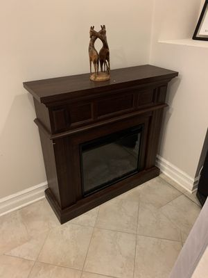 Electric fireplace for Sale in Reston, VA