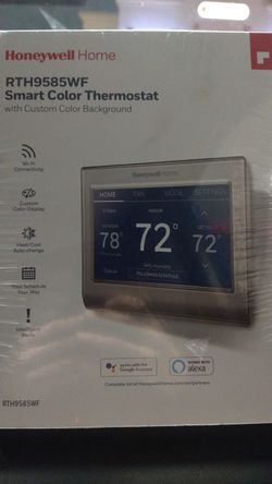 Smart color thermostat for Sale in Tacoma,  WA