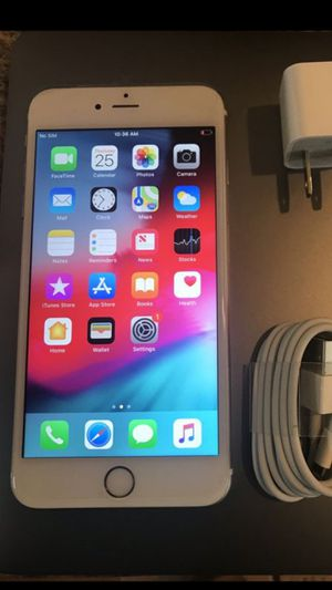 iphone 8 unlocked plus warranty for Sale in Columbus, OH