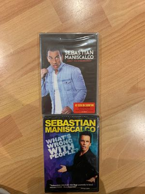 Sebastian Maniscalco DVDs for Sale in Queens, NY