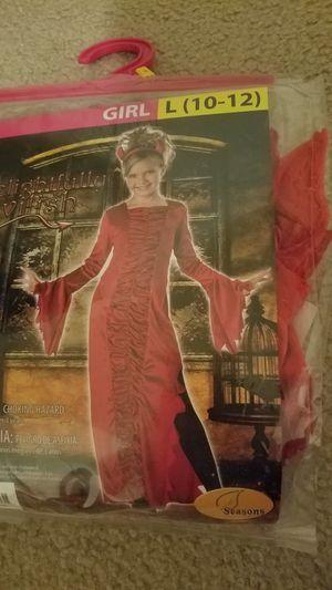 New Halloween costume size 10to12 for Sale in Murfreesboro, TN