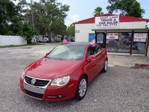 2007 Volkswagen Eos for Sale in Holiday, FL