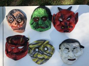 Halloween mask decoration for Sale in Atco, NJ