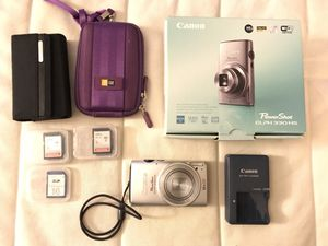 Canon Powershot Elph 330HS Digital Camera for Sale in Denver, CO