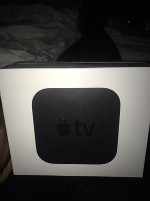 Apple TV for Sale in Germantown, MD