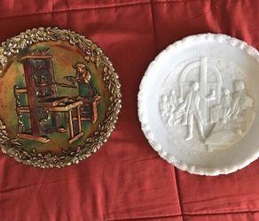 Antique Fenton Plates for Sale in Clovis,  CA
