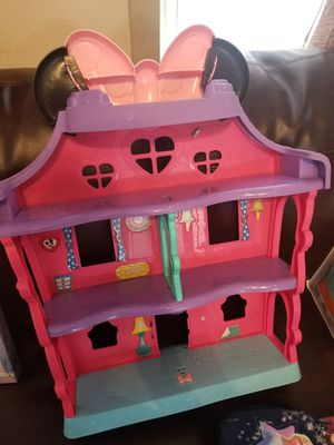 Minnie Mouse toy house for Sale in Appleton, WI