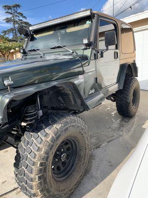 Jeep Wrangler TJ for Sale in Lynwood, CA
