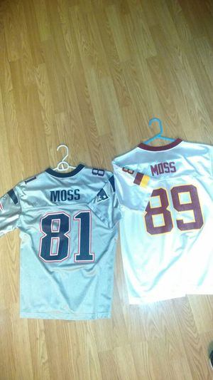 2 Randy Moss jerseys for Sale in Indianapolis, IN