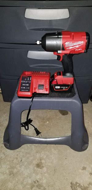 Milwaukee impact wrench model number 2767 - 20 for Sale in Germantown, MD