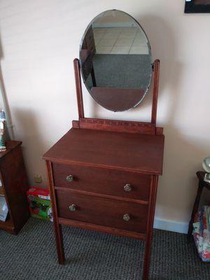 Oak Vanity for Sale in Eastman, GA