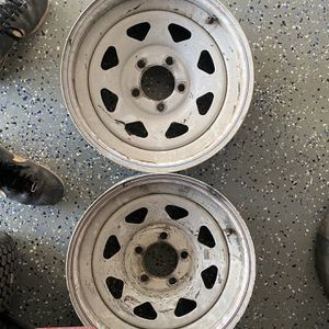 """Trailer Rims 15""""Inch for Sale in Fort Worth, TX"""