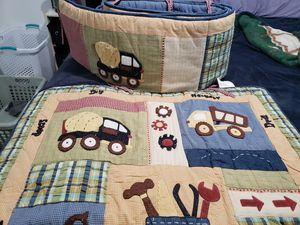 2 piece crib set for Sale in Los Angeles, CA