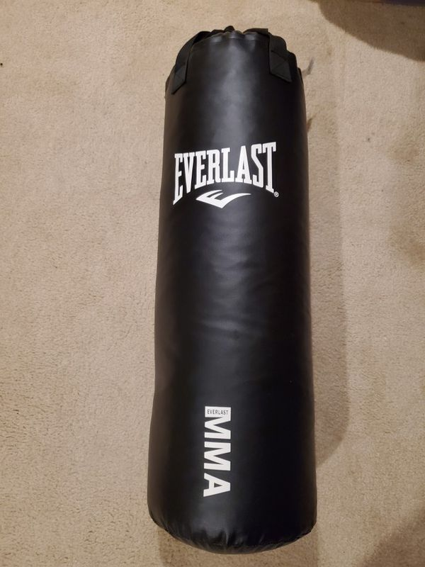Everlast heavy punching bag