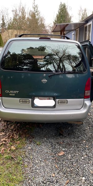 Make Me Offer Nissan Quest for Sale in Everett, WA