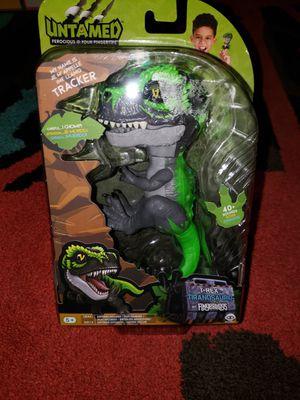 Fingerling Untamed T-Rex: Tracker for Sale for sale  Philadelphia, PA
