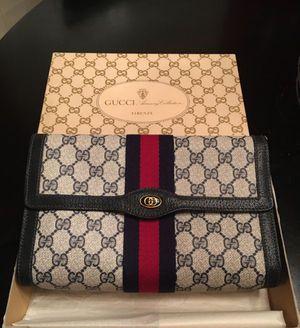 Gucci clutch vintage bag for Sale in San Diego, CA