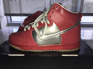 "Nike Premium SB Dunk Hi ""Mork and Mindy"" for Sale in Miami, FL"