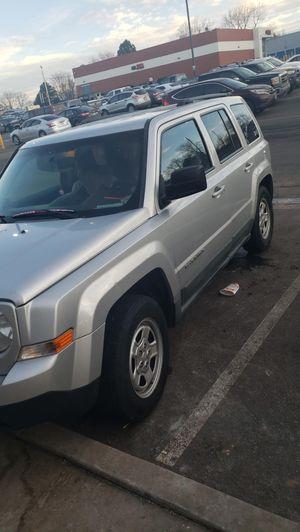 2011 Jeep Patriot for Sale in Strasburg, CO