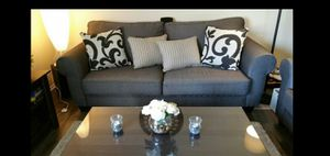 Gray couch set for Sale in Anaheim, CA