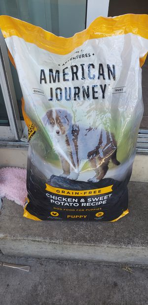 American Journey puppy food for Sale in Central Point, OR