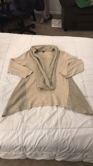 Tunic with scarf attached for Sale in Los Angeles, CA