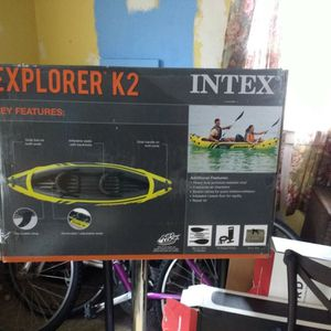 Intex Explorer Kayak 2 Person for Sale in Centereach, NY